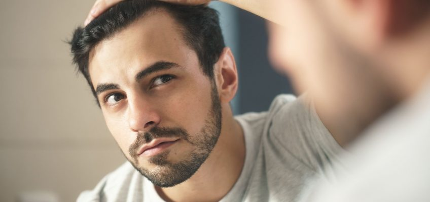 Aging and Hair Loss on the Scalp, Lashes, and Brows
